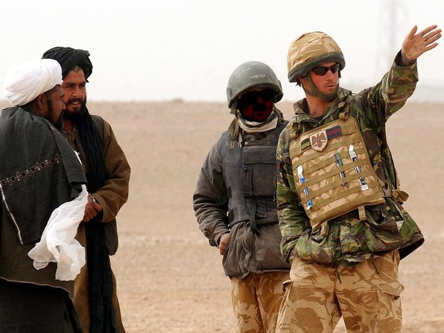The interpreters who say they have been left for dead in Afghanistan
