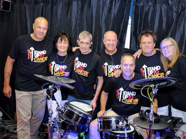 Fifty years of great music and raising money for good causes, that's the Amberlites