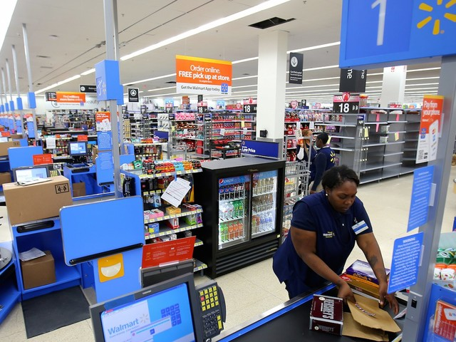 It's 'difficult to ignore the magnitude' of Walmart's e-commerce slowdown (WMT)