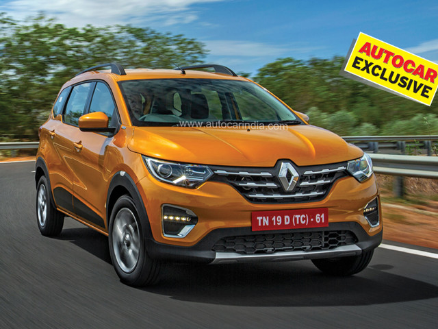 Review: Renault Triber Prototype review, test drive