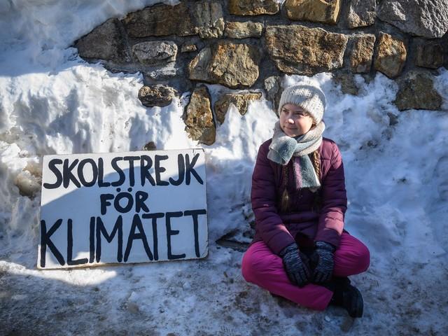 Greta Thunberg vs. Donald Trump on climate change in ten quotes