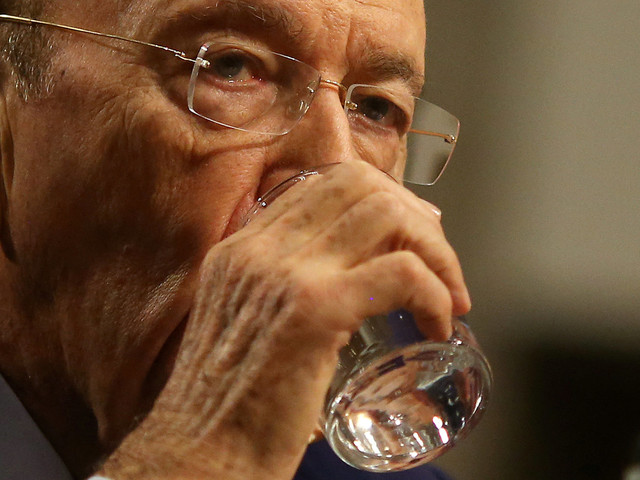 HUFFPOST HILL - Wilbur Ross' Maid Somehow Trump's Only Nomination Casualty