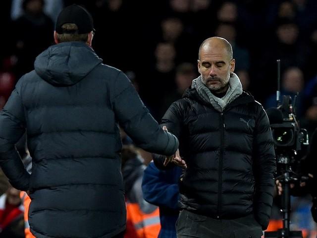 Sven-Goran Eriksson explains key difference between Liverpool and Man City this season