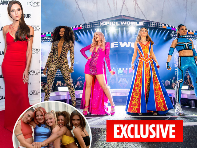 Victoria Beckham made £1million by NOT singing on Spice Girls reunion tour – more than she made from fashion firm