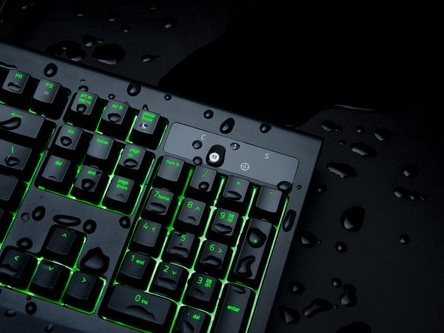 New Razer BlackWidow Ultimate Is Water- And Dust-Proof