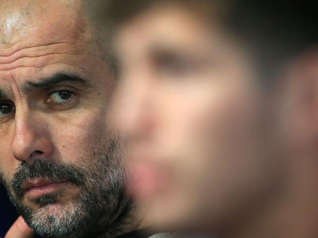 Pep Guardiola gives Man City's reborn defender a timely warning