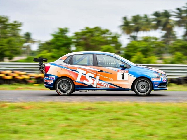 Volkswagen Ameo Cup 2018 Round One Kicks-Off In Coimbatore