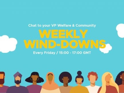 Kent Union Weekly Wind-Downs