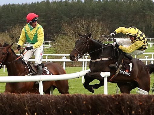 Jockey Paul Townend hit by 21-day ban for dangerous riding at Punchestown