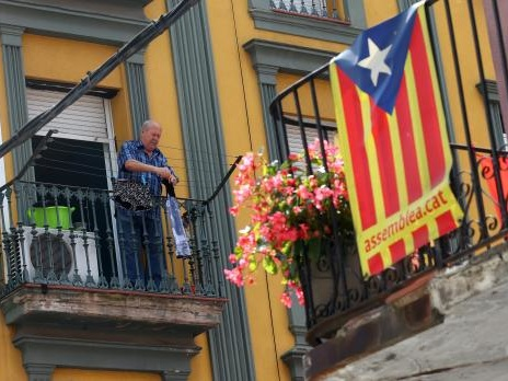 Catalonia announces law to formalise October 1 vote on split from Spain