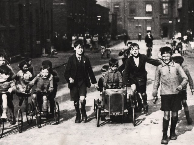 How Salford's play streets saved children's lives