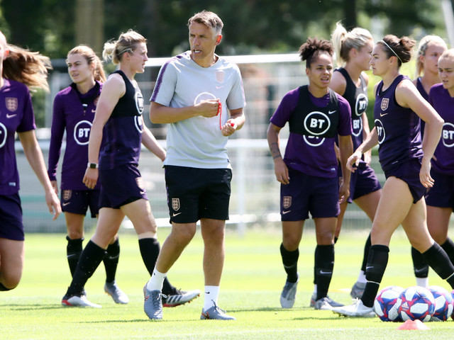 Norway vs. England: Lionesses ready to 'embrace' quarter-final pressure