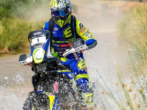 Team Sherco TVS Rally Factory Announces Squad For PanAfrica Rally 2019