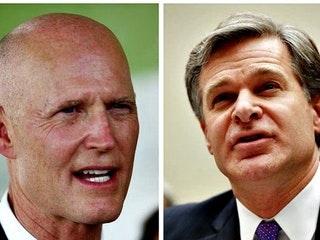 Florida Governor Rick Scott Demands FBI Detail Failure to Act Over School Shooter Tips