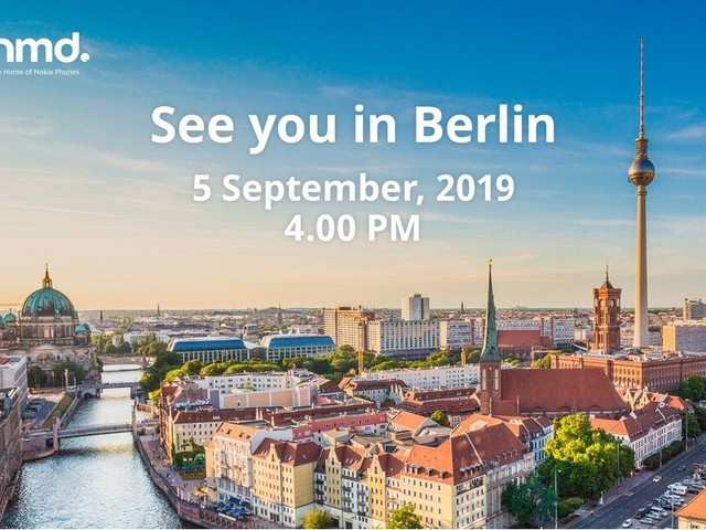Nokia announces IFA 2019 press conference; new phones expected