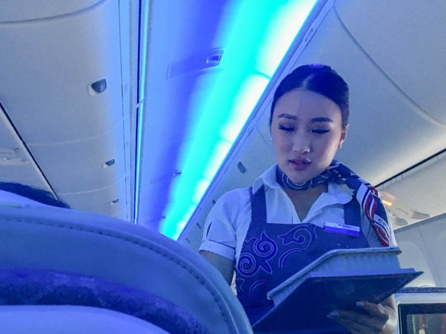 One of the best airlines in the world is one you've probably never heard of — here's what it's like to fly Air Astana