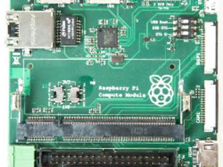 Raspberry Pi CM3 arrives on PC/104… sort of