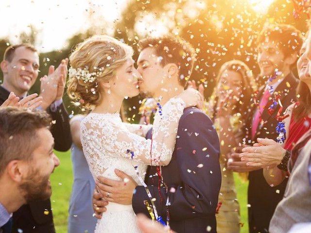 Millennials' preferences are leading to major changes in the wedding industry