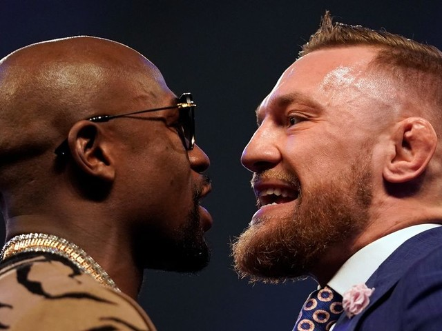 Las Vegas pub charging €127 to watch Floyd Mayweather v Conor McGregor