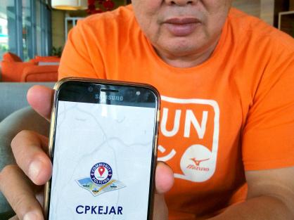 Creators of CP Kejar app hope it can help fight crime