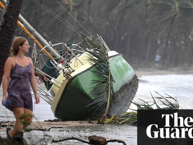 Stronger storms mean new 'category six' scale may be needed