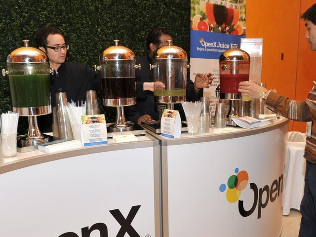 OpenX is exploring a sale