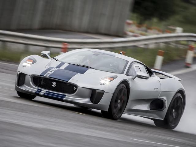 Jaguar could revive C-X75 concept as next-gen F-Type