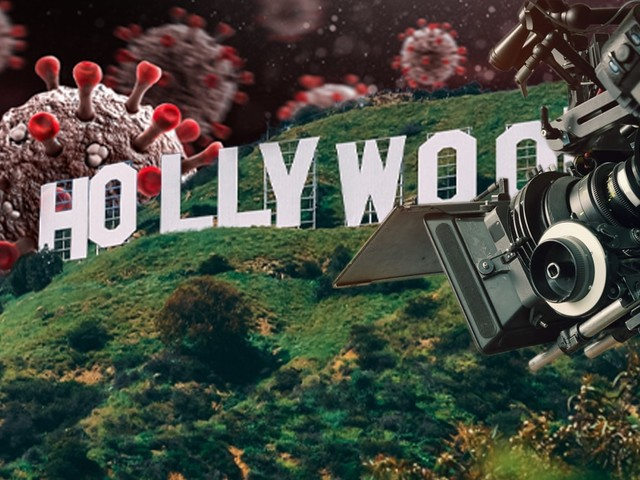 Will New COVID Surge Slow Hollywood's Plans to Ramp Up Productions and Live Events?