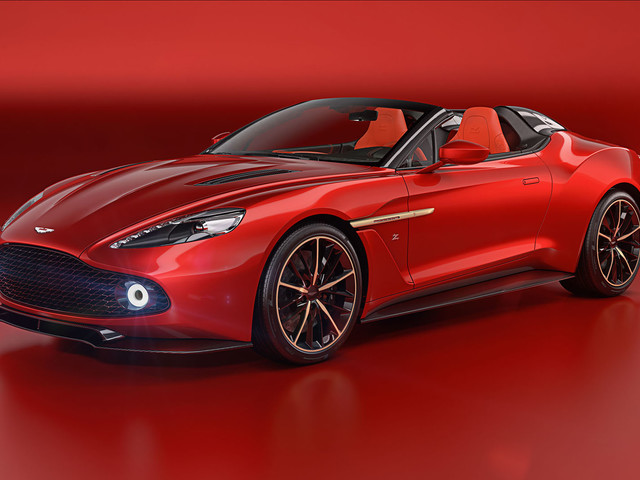 Aston Martin Vanquish Zagato Speedster & Shooting Brake models confirmed