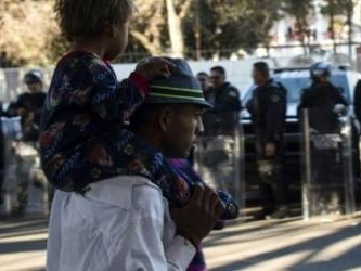 Mexico deports scores of Central American migrants