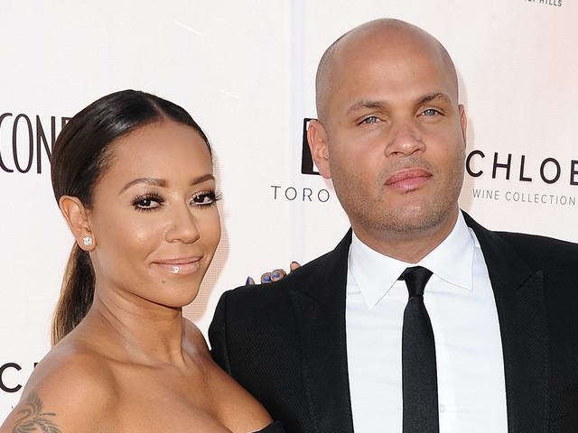 Mel B Granted Restraining Order Against Allegedly Abusive Estranged Husband