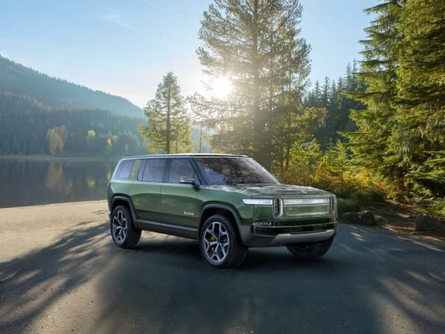 EV car maker Rivian gets $700 Million investment lead by Amazon