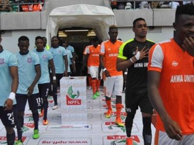 Akwa United striker Ndifreke Effiong wants revenge against Nasarawa United
