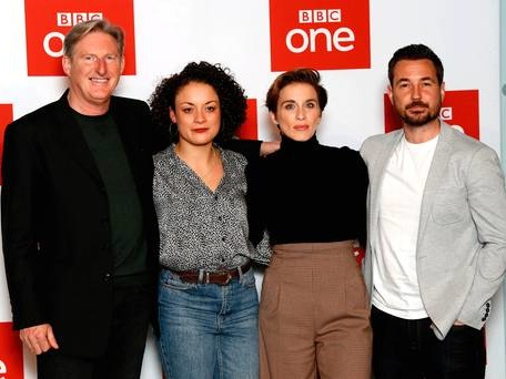 Line Of Duty season five is to air this month