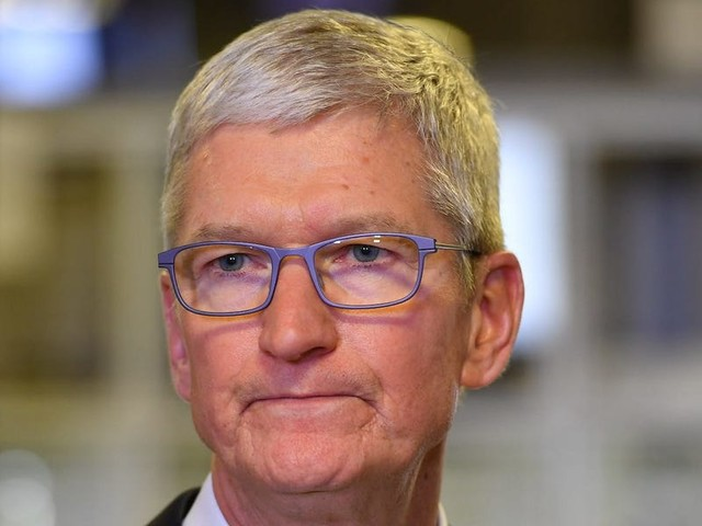 Read the 2 a.m. declaration of war Apple CEO Tim Cook got from the billionaire CEO behind 'Fortnite' before the companies head to court this week (AAPL)