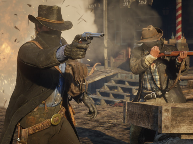 """I was going to write about my most anticipated game of 2018, but I played 136 hours of """"Red Dead Redemption 2"""" instead"""