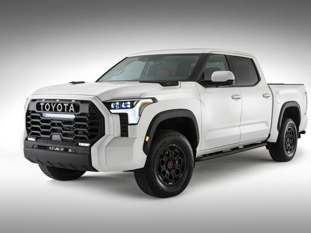 2022 Toyota Tundra Unveiled With Massive Updates & Hybrid Engine