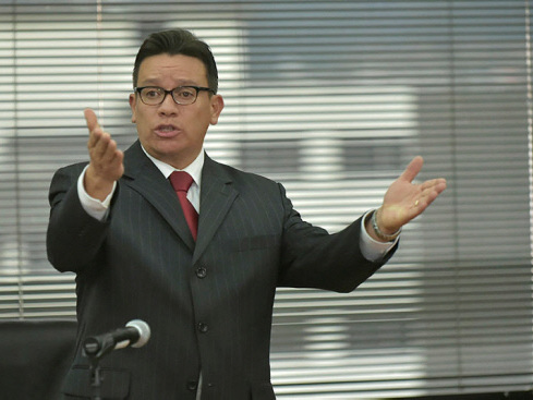 Ecuador vice president ordered to jail over graft allegations