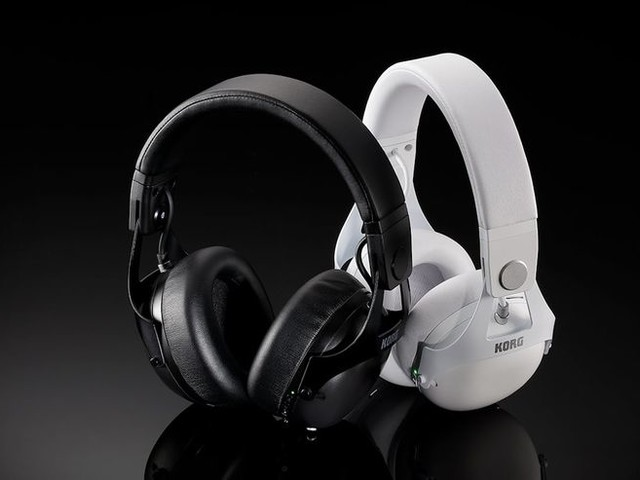 Distraction-Eliminating DJ Headphones - The Korg NC-Q1 Smart Noise-Canceling Headphones are Advanced (TrendHunter.com)