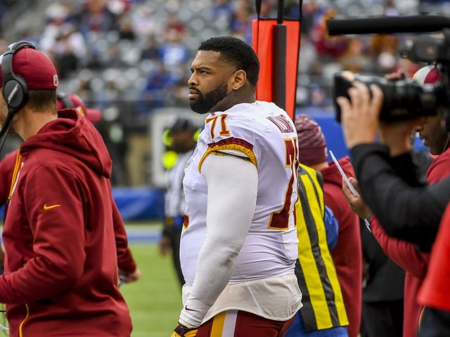 Trent Williams' rift with Washington's NFL team, explained