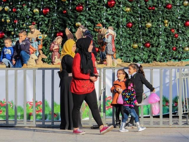 Trump declaration on Jerusalem dampens Christmas cheer in Bethlehem