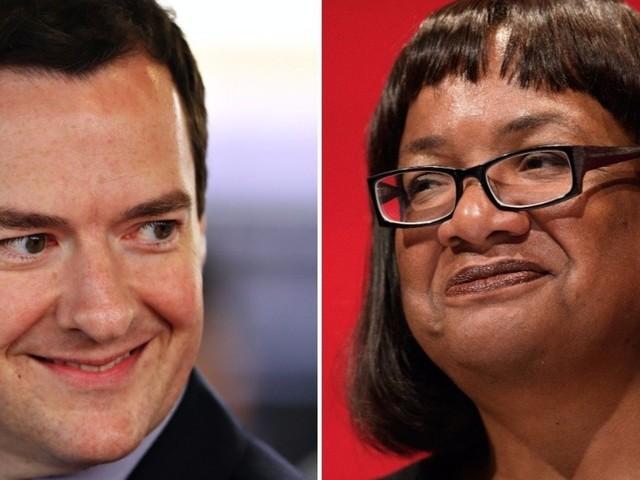 George Osborne Slammed For Evening Standard's 'Despicable' Diane Abbott Cartoon