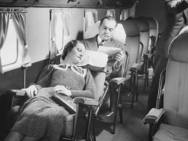 Stop Reclining Your Seat on Airplanes - outsideonline.com