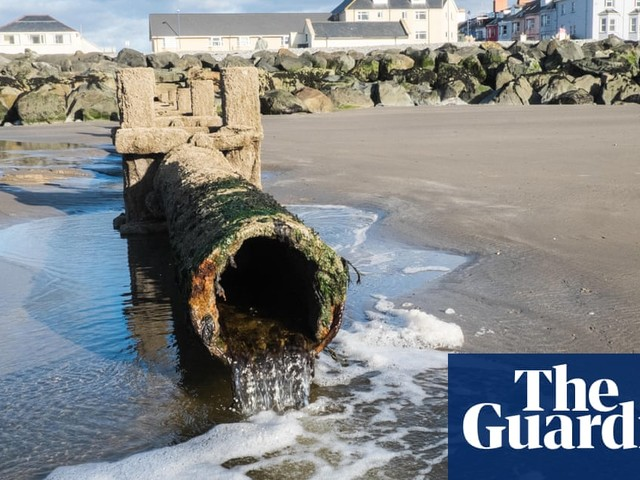 Sewage island: how Britain spews its waste into the sea