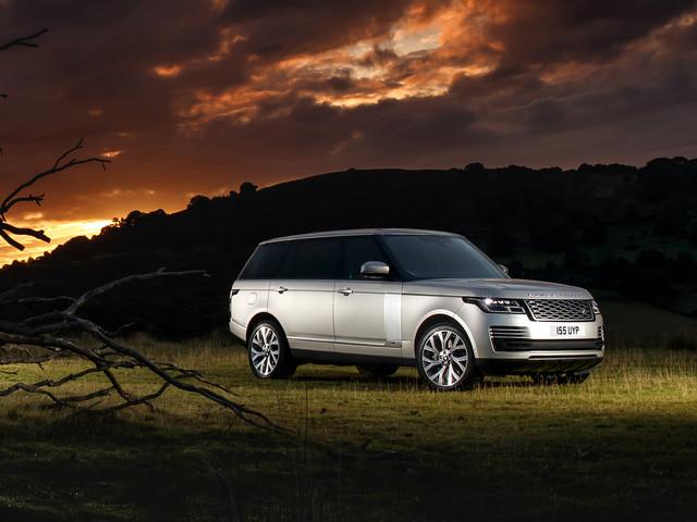 2019 Range Rover P400e: A New Age of Range – Official Photos and Info