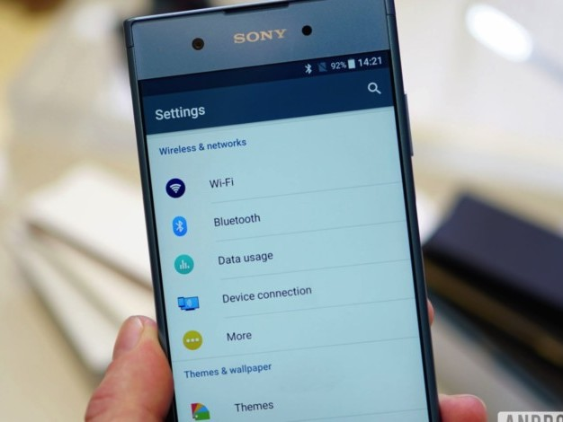 Sony is rolling out Android Oreo for Xperia XA1 family