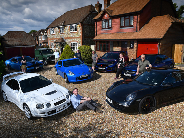 Neighbourhood watch: the diverse cars we found in one street