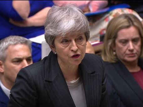 Brexit live: Theresa May to make statement to the nation