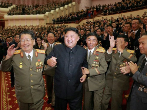 N. Korea seeks 'equilibrium' with US, says nuclear capability nearly complete