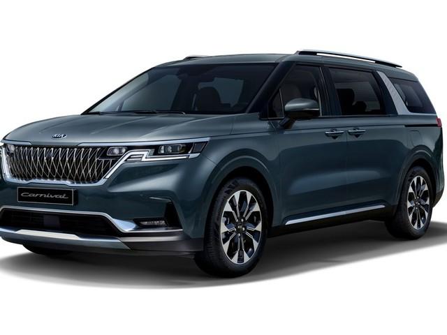 2021 Kia Carnival Revealed, Looks More Like An SUV